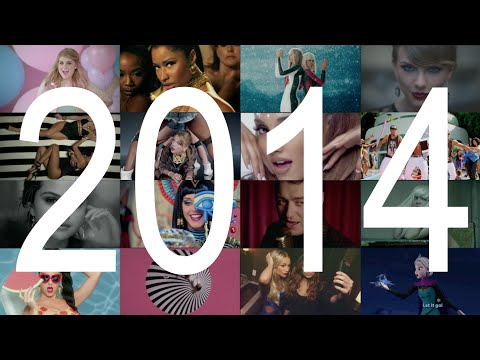 Top 100 Most Viewed Videos of 2014