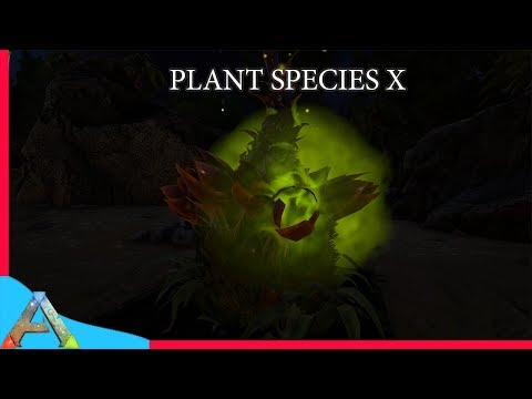 Ark: How To Plant A Plant Species X (in 60 seconds or less)