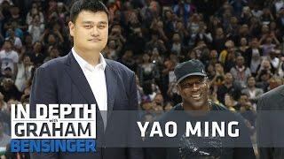 Yao ming: michael jordan's trash talk