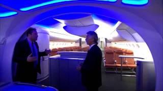 Inside the 787 Dreamliner | Take the Tour |