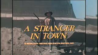 Toto 1984 Stranger In Town (music, picture, video-clip)