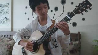 Download Lagu Sungha Jung - Minuet (J.S. Bach) at the Beach mp3