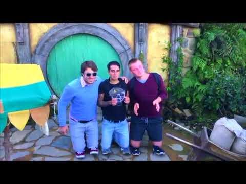 [New Zealand Internships] Hobbiton Movie Set - Weekend trip