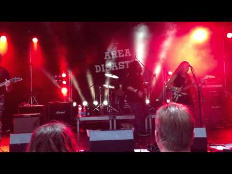 Area Disaster - Waiting for evil  (Live Taunus Metal Festival V 06.07.2013)