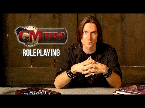 Getting Players to Roleplay (GM Tips w/ Matt Mercer)