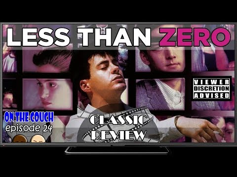 LESS THAN ZERO Classic Review
