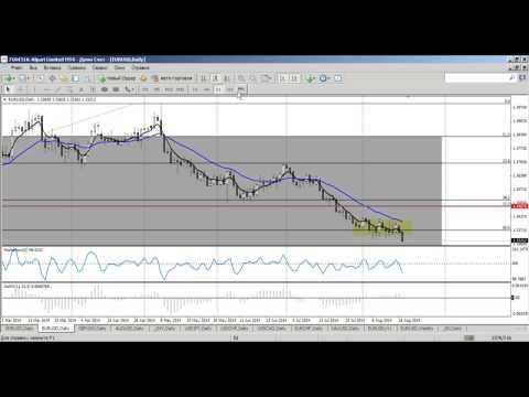 Среднесрочный анализ валютных курсов от 19.08.2014