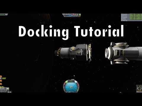 kerbal space program docking - photo #35