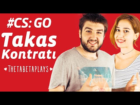 CS GO: Takas Kontratı | Thetabetaplays