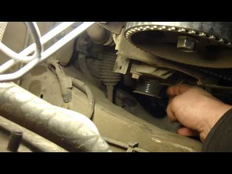 Замена ГРМ Hyundai Santa Fe 2.7