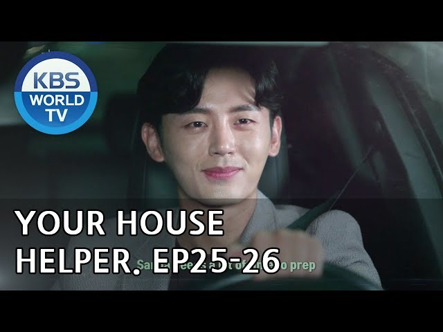 Your House Helper   당신의 하우스헬퍼 Ep. 25-26 Preview