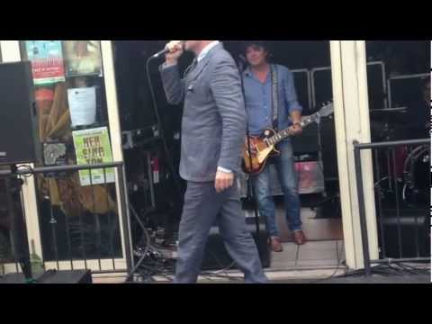 Tragically Hip - At Transformation/Grace Too - Kensington Market - Sept 30/2012