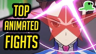 Best Animated Fights by Dillon Goo (2018)