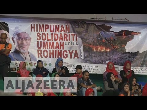 Rohingya refugees in Malaysia wait for change