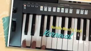 """Yamaha PSR - S970 Workshop 6 """"Einfach"""" Keyboard Spielen (Tusch, Narhalla)"""