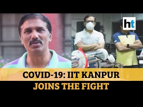 covid-19:-iit-kanpur-to-produce-cost-efficient-face-masks-equivalent-to-n95