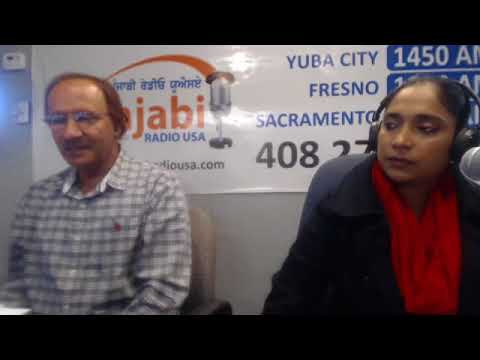 Harjinder Kang Punjabi Radio USA Interview