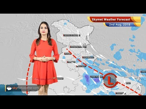 Weather Forecast for August 2: Good Monsoon rain in Allahabad, Varanasi, Ranchi, Bhagalpur