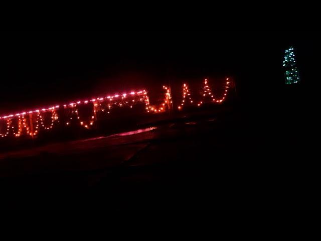 Veer teja ji light decoration and dansh floor shahid paburam theory Salwa Kallan