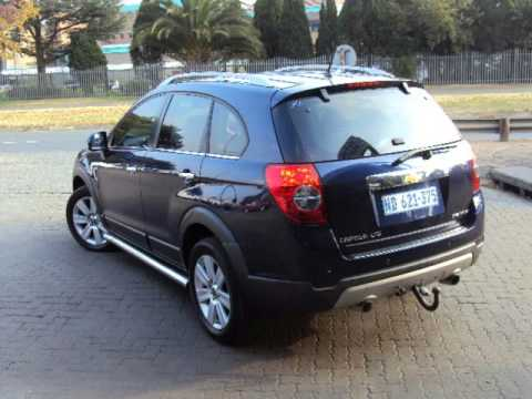 2007 Chevrolet Captiva 3 2 Ltz 4x4 A T Auto For Sale On Auto Trader South Africa