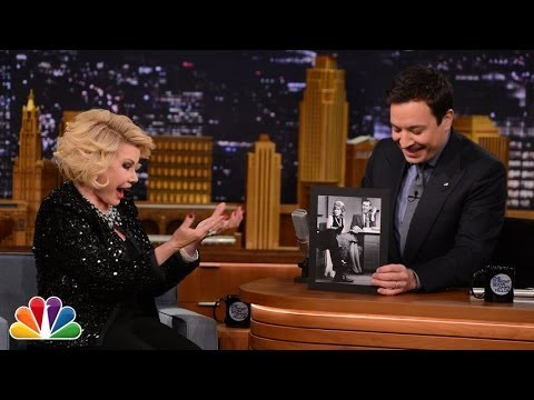 Joan Rivers Returns to The Tonight