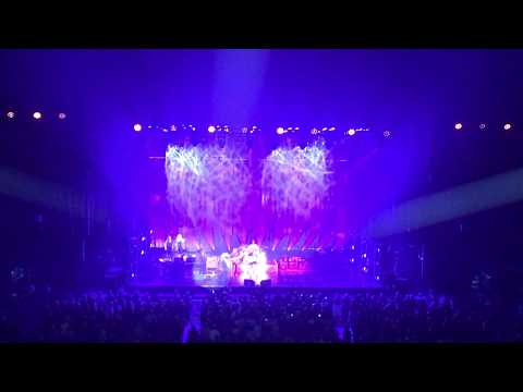 Ritchie Blackmore's Rainbow Temple Of The King-Smoke On The Water Hydro Glasgow 25 06 2017