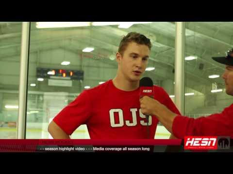 Luke McCaw  - Ottawa Jr. Senators || CCHL||Tier 1 - Personal Goals for 2016/2017