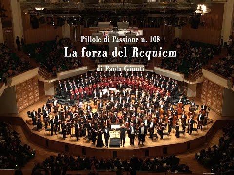 Teatro Regio Torino - Hong Kong Tour - Pillole di Passione n. 108 - La forza del Requiem