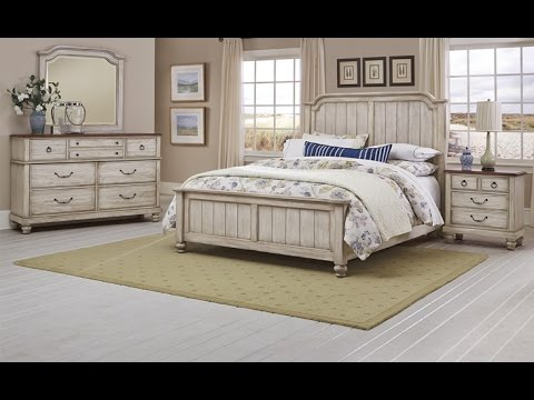 Nordic Kingdom Bedroom Collection By All-American Furniture