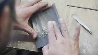 Encajes en plata- Sutileza de la filigrana