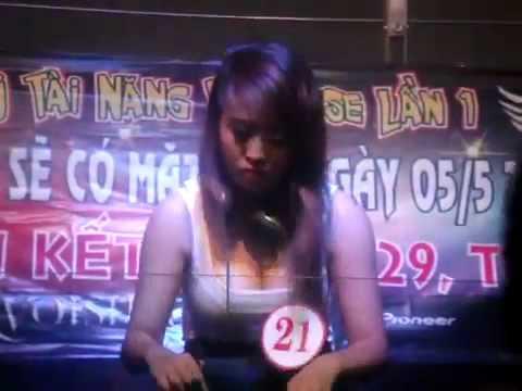 Yến Luna - Nữ DJ tài năng vừa đoạt giải 2011 - simsodepabc.net