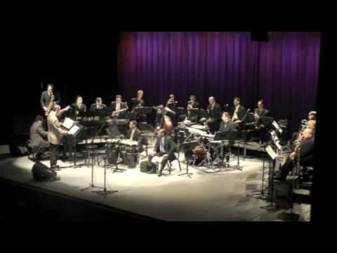 Afro Latin Jazz Orchestra - Hepagonesque - David Bixler