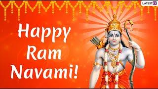 SRI RAMA NAVAMI Wishes and Greetings 2021| Jai Sri Ram |Happy Ram Navami Whatsapp Status.
