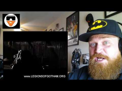Batman: Dead End (Batman Vs Predator Vs Alien) Reaction/Discussion