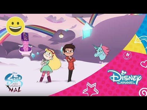 Star contra las Fuerzas del Mal: En busca del tesoro interdimensional 360º   Disney Channel Oficial