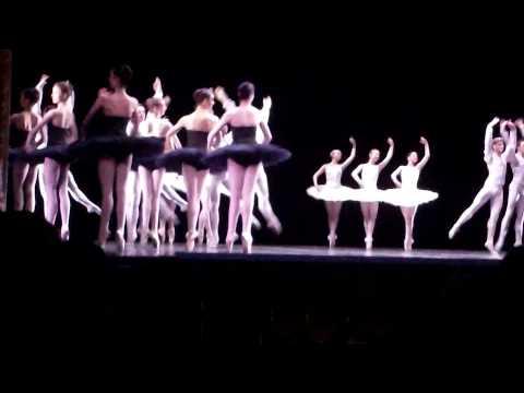 Boston Ballet, Riisager, Etudes, Part 1 (HD 1080)