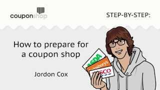 Step-by-step Guide: How To Plan A Coupon Shop