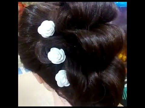 Party Hairstyle Jura 2 Youtube