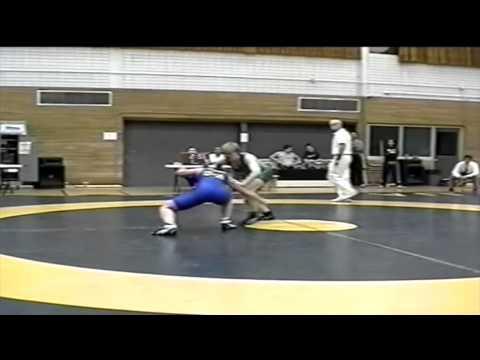 2001 Dual Meet: ? kg Becky Buroshowa (UofS) vs. Sarah Conrad (UofA)