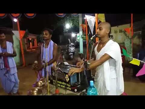 Erancha bhagawata ghara balisahi ra nama Sankirtana    Shri Radha Charan Dash,    Mobile 9668642632