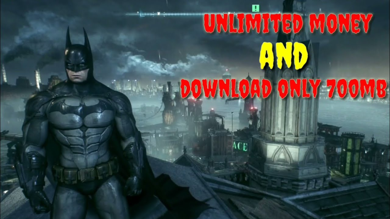 download game batman the dark knight rises apk+data mod