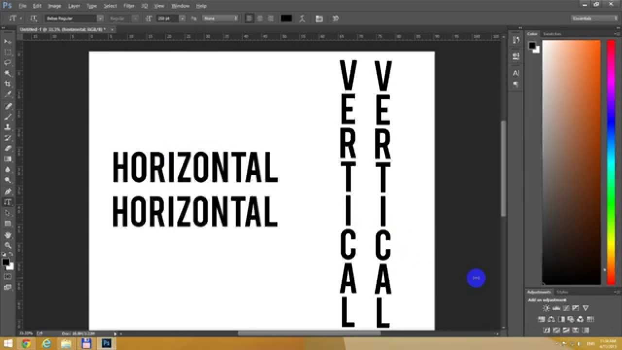 How to Resize and Rotate Layers in Adobe