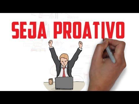 SEJA PROATIVO | Hábito 1 | Os 7 hábitos das pessoas altamente eficazes | Seja Uma Pessoa Melhor