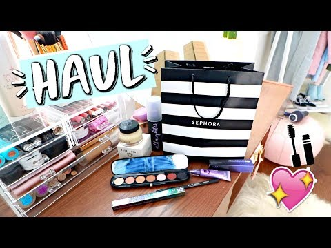 Download Youtube: Sephora Haul! I Bought Makeup Because of MannyMua!!