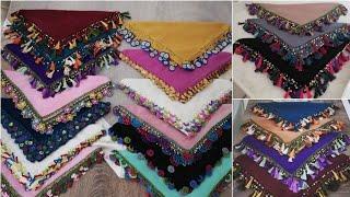 Birbirinden Harika Tığ Oyası Modelleri | #crochet #tığ