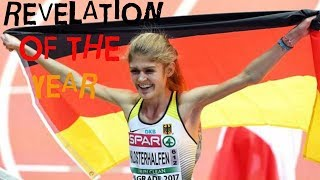 MY REVELATION OF THE YEAR - KONSTANZE KLOSTERHALFEN