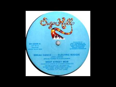 Break Dance - Electric Boogie