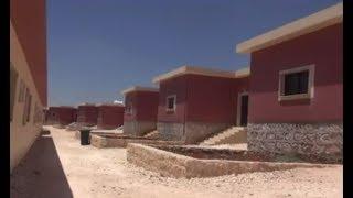 افتتاح قرية أبواب الرحمة النموذجية للأيتام وذوي الاحتياجات على الحدود السورية التركية
