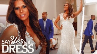 Transgender Bride Finds The Perfect Dress! | Say Yes To The Dress