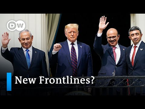 What The Israel, UAE And Bahrain Normalization Deal Means For The Middle East | DW News